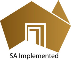 SA Implemented Logo