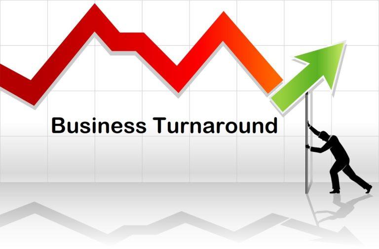 Business Turnaround Definition